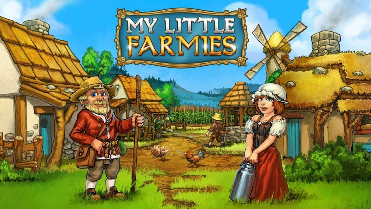 My Little Farmies App