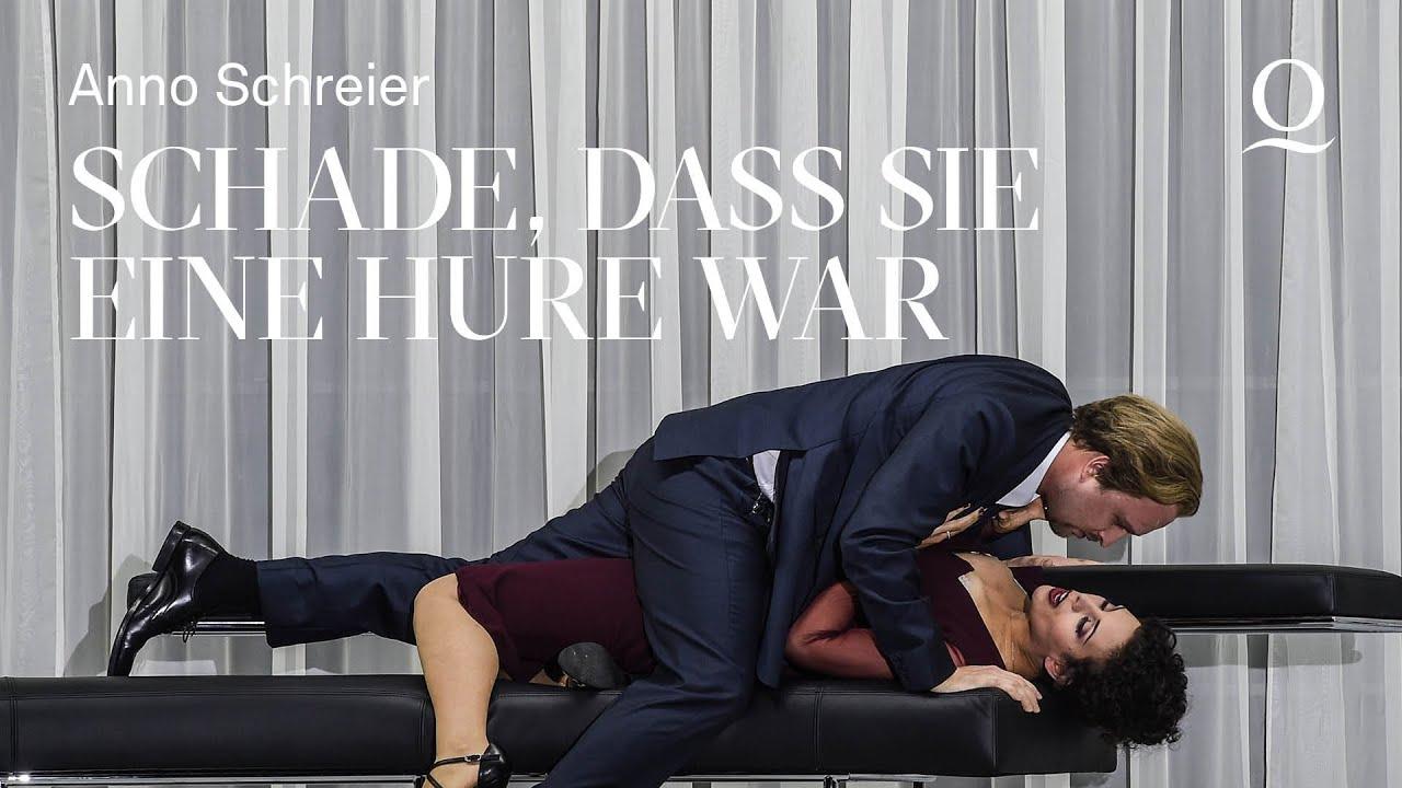 Bildergebnis für deutsche oper am rhein schade dass sie eine hure war