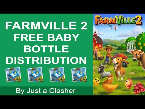 Farmville 2 - Free baby bottle distribution, GET YOUR FREE BABY BOTTLES TODAY!!!