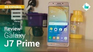 Samsung Galaxy J7 Prime - Review en español