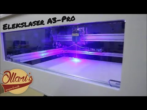 Making an enclosure for my Laser engraver - YouTube