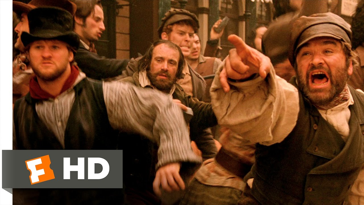 Gangs Of New York 11 12 Movie Clip The Draft Riots 2002 Hd
