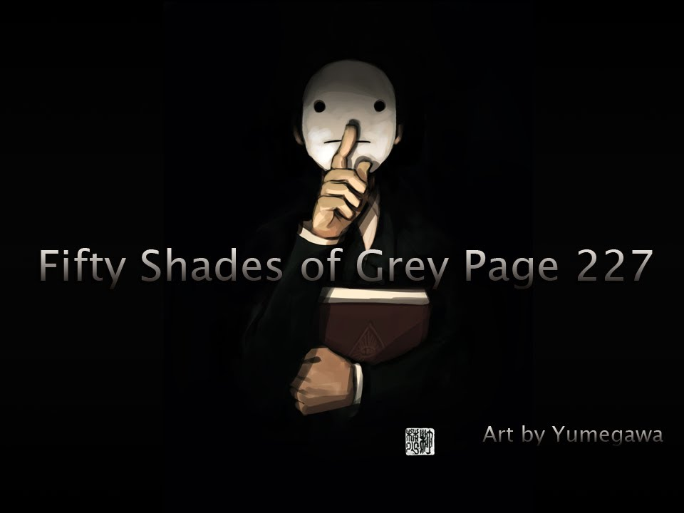 cry reads fifty shades of grey page 227 youtube. Black Bedroom Furniture Sets. Home Design Ideas