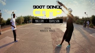 ONE SHOT MALCOM & KAPELA SERIAL STEPPERZ BOOT DANCE CAMP