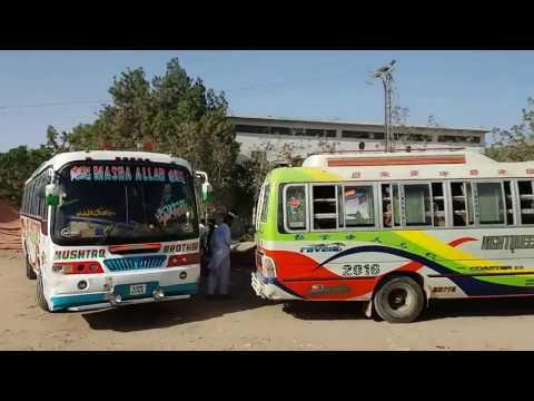 Hub Chowki Bazar Balochistan حب چوکی RCD road