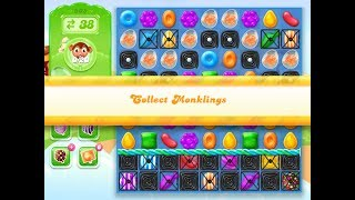 Candy Crush Jelly Saga Level 905 (3 star, No boosters)