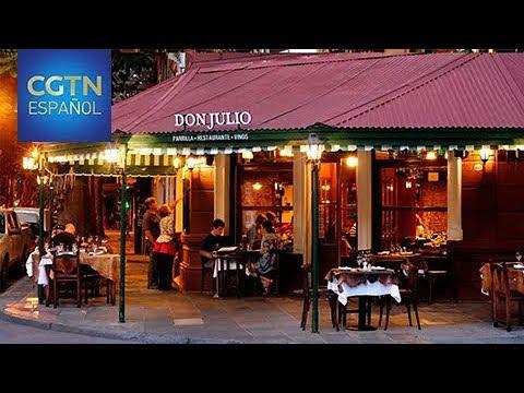 Un restaurante argentino, entre los cien mejores del mundo