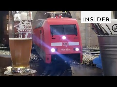 Beer Train Restaurant