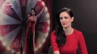 Eva Green Avoids The Plastic Party Scene | London Live