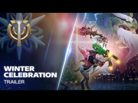 Skyforge - Winter Celebration Trailer