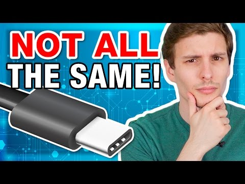 What is USB-C? It's Not As Simple As You Think!