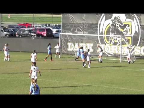 Edye Jane Carr Soccer Highlights (Sophomore Year)