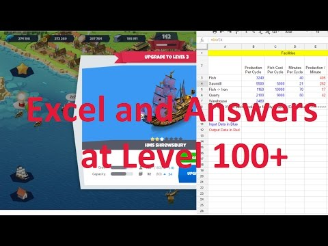Seaport: Excel and Answers at 100+