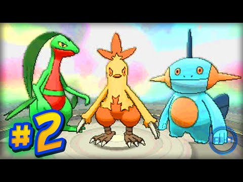 Pokemon Omega Ruby and Alpha Sapphire - Part #2 w/ Ali-A LIVE!