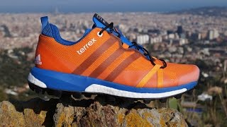 Adidas Terrex Agravic Review