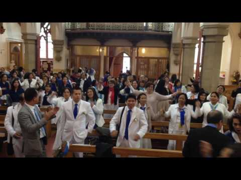 El Shaddai Newcastle Chapter UK 10th Thanks Giving Give Thanks