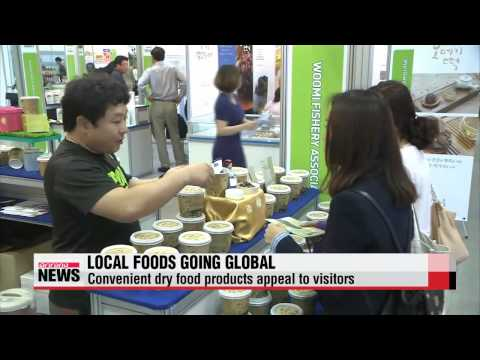 Local food companies go global
