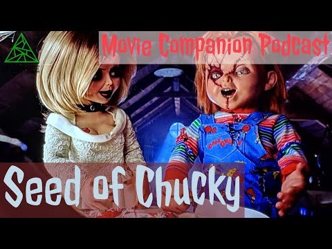 Avarice Movie Companion Podcast: Seed Of Chucky (Full Film Commentary)