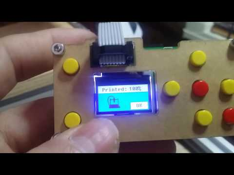 GRBL офлайн контроллер для CNC 2418.