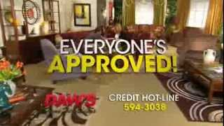 Get Approved For Credit At Daw's!