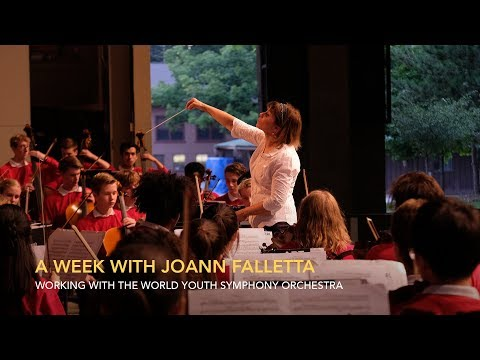 A week with JoAnn Falletta - Interlochen Center for the Arts