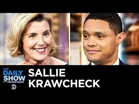 Sallie Krawcheck - How Ellevest Is Challenging the Gender Investing Gap   The Daily Show