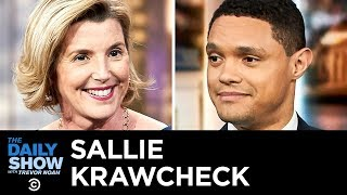 Sallie Krawcheck - How Ellevest Is Challenging the Gender Investing Gap | The Daily Show