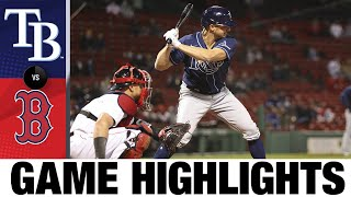 Rays vs. Red Sox Game Highlights (4/6/21) | MLB Highlights