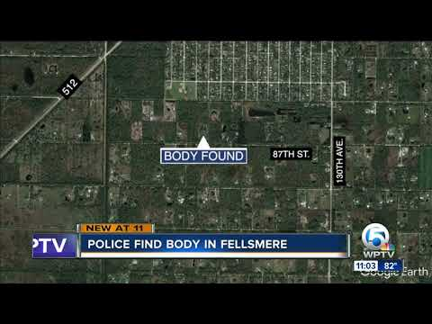 Homicide investigated after body found in Fellsmere