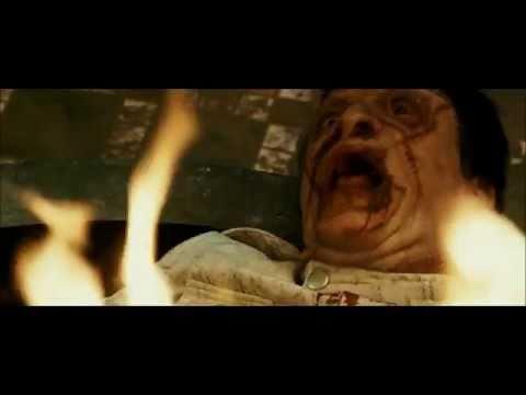 Haunted- Disturbed- Punisher War Zone Music Video [HD]