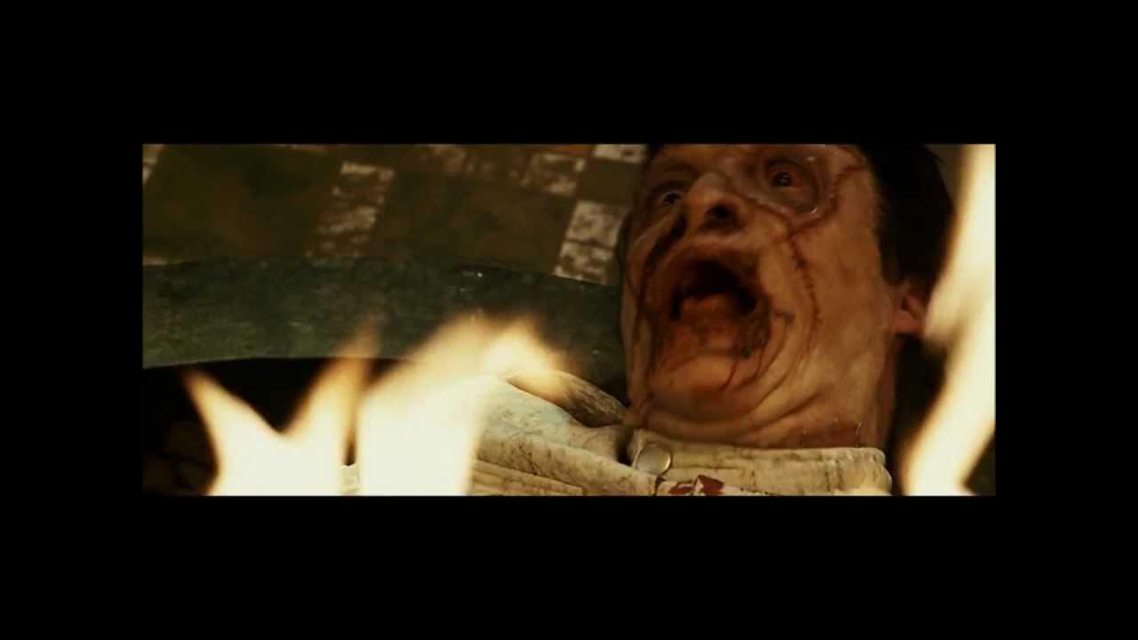 Haunted- Disturbed- Punisher War Zone Music Video [HD ...
