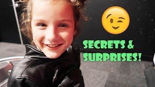 FULL OF SECRETS & SURPRISES 😉  (WK 353.7) | Bratayley
