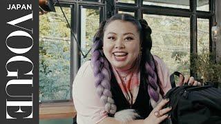 渡辺直美、すべてがビッグなバッグの中身を初公開!| In The Bag | VOGUE JAPAN