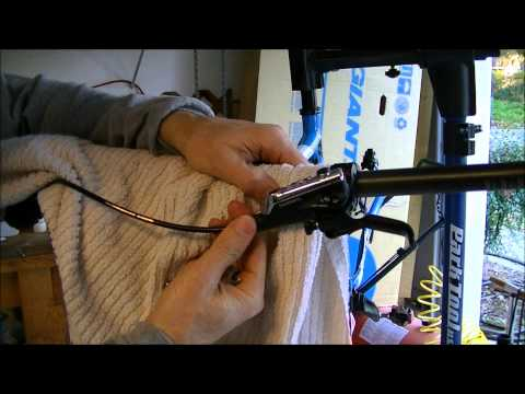 How to Cut, Shorten and Re-install Shimano Hydraulic Brakes