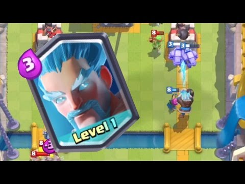 Clash Royale - Card Spotlight: Ice Wizard