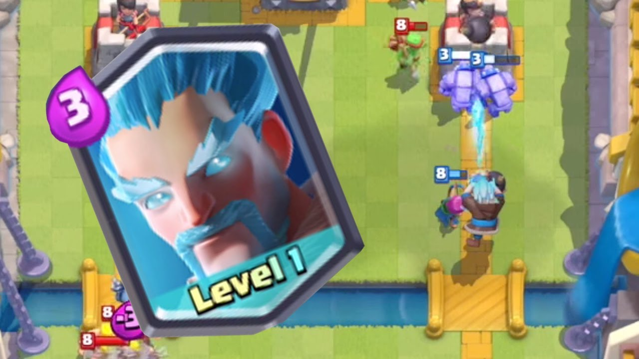 how to draw clash royale ice wizard