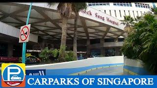 Tan Tock Seng Hospital Car Park