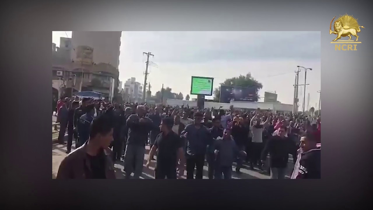 Iran: 10th day of widespread strike by Ahvaz alloyed steel workers