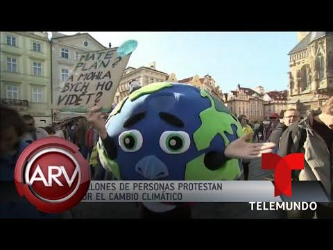 realizan-protesta-mundial-para-exigir-acción-contra-la-emergencia-climática- -telemundo