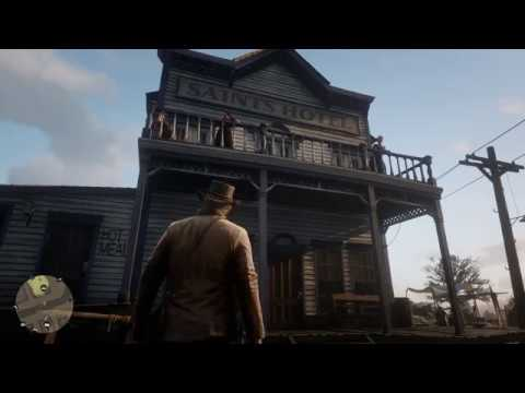Red Dead Redemption 2 Polite Society Valentine Style Search The