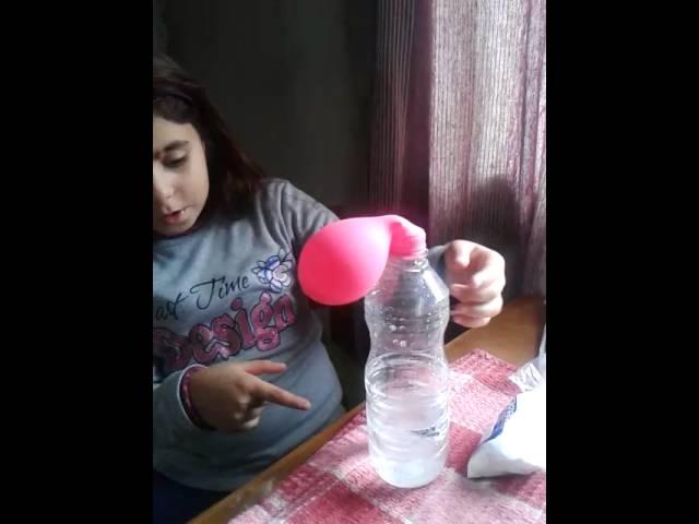 Como hacer que se eleve un globo