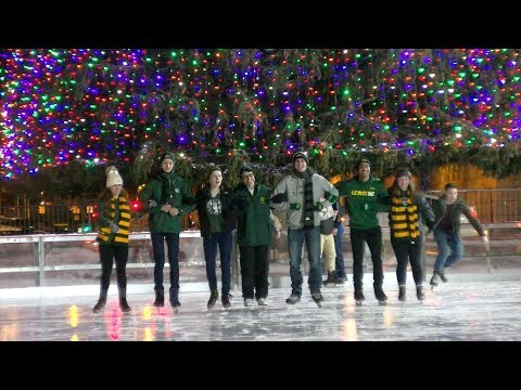 2018 Le Moyne College Christmas Video