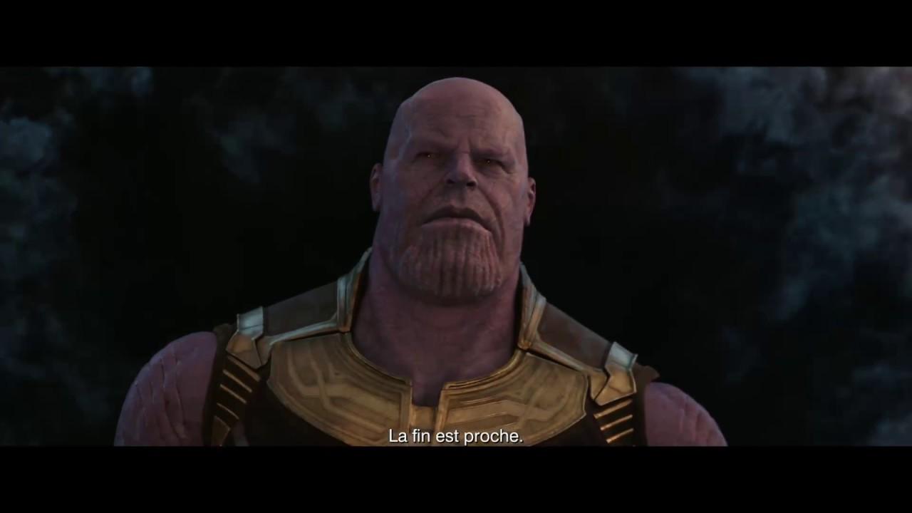 Avengers : Infinity War - Actuellement au cinéma