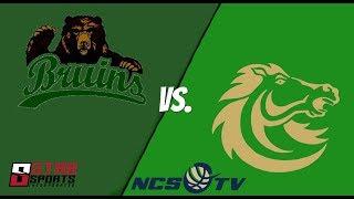 St. Patrick-St. Vincent vs Monterey Trail High School Boys Basketball LIVE 1/12/19