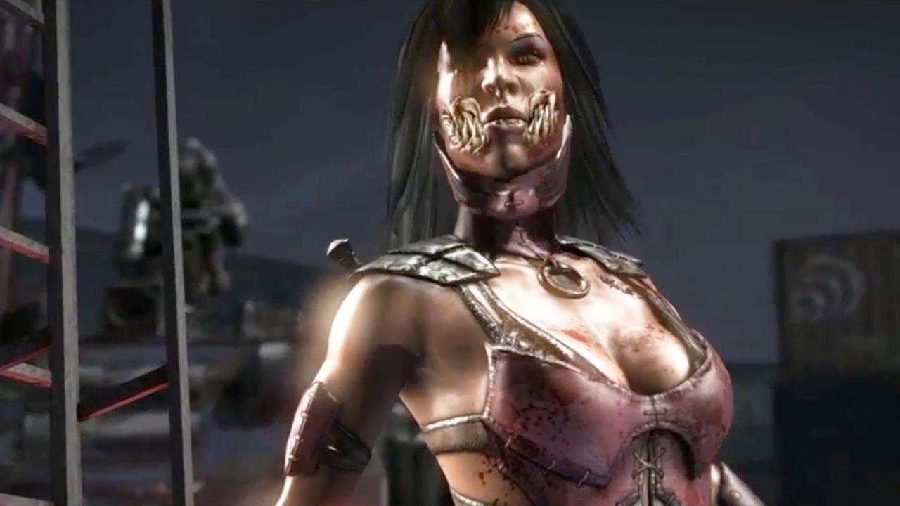 Mortal Kombat X Gameplay Klassic Tower Mileena Ps4 Youtube