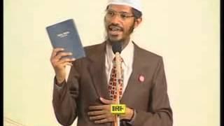 Zakir Naik -  Persamaan Islam dan Kristen 1 - Dubbing indonesia