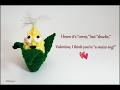 Crochet Tutorial: Corn Amigurumi