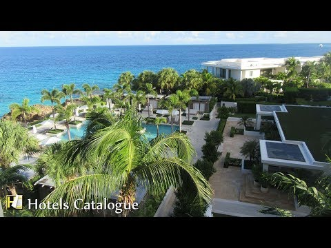 Four Seasons Resort and Residences Anguilla Tour - The Luxur
