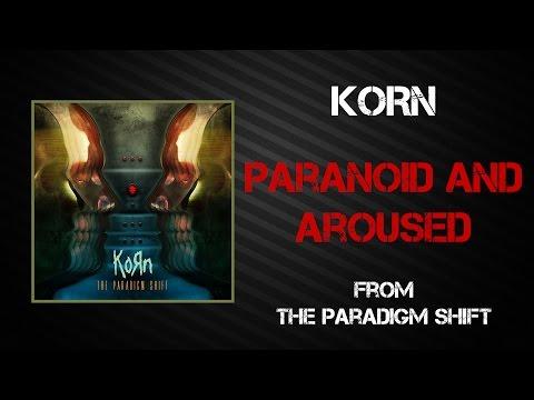 Korn - Paranoid & Aroused [Lyrics Video]