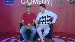 Comedy Club 2010   разговор отца с сыном, телохранители